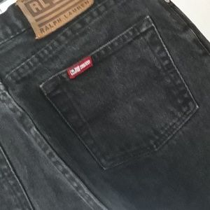 """Ralph Lauren"", Polo  Saturday  jeans"